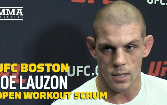 UFC on ESPN 6: Joe Lauzon Says 'No Chance' a Guy Like Colby Covington Would Be Welcome at His Gym