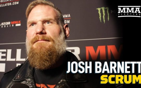 Josh Barnett 'Would Love' To Fight Fedor Emelianenko, Hopes For One-Night Tournament In Bellator