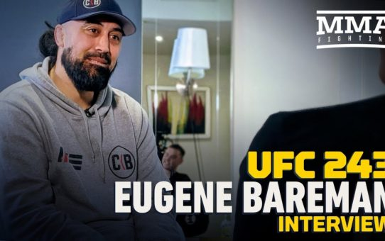 Coach Eugene Bareman: With UFC 243 Win, Israel Adesanya Will Be 'Biggest Active Star in UFC'