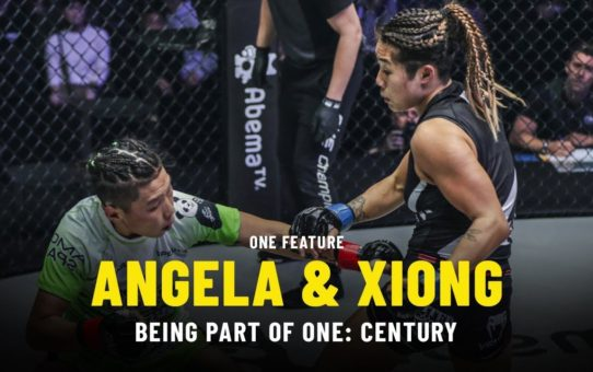 Angela Lee & Xiong Jing Nan On Being Part Of ONE: CENTURY   ONE Feature