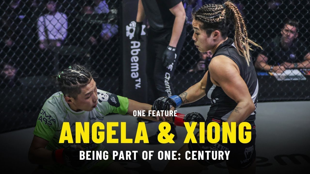Angela Lee & Xiong Jing Nan On Being Part Of ONE: CENTURY | ONE Feature