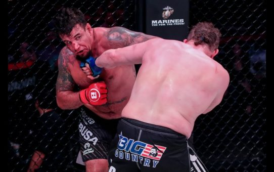 Bellator 231 Highlights: Frank Mir Tops Roy Nelson Again – MMA Fighting
