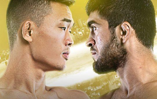 """Christian Lee vs. """"Dagi"""" Arslanaliev   ONE Official Trailer"""
