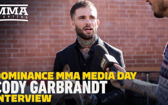 Cody Garbrandt Hoping to Return to UFC By March: 'I Miss It' – MMA Fighting