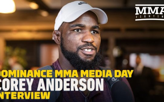 Corey Anderson: Jon Jones Likes Beating Up Middleweights  – MMA Fighting