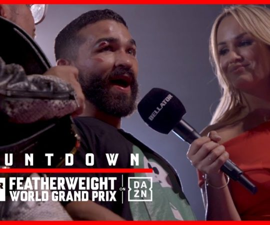 Countdown   Featherweight World Grand Prix – Episode 6