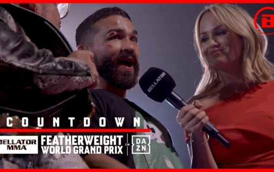 Countdown | Featherweight World Grand Prix – Episode 6