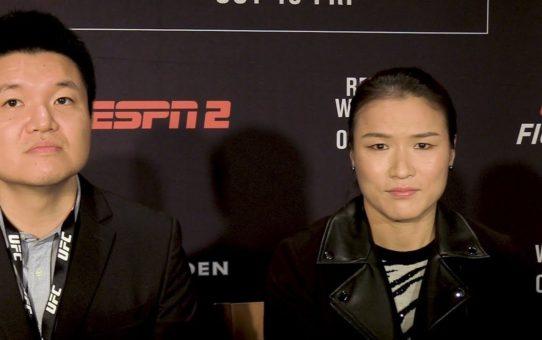 UFC on ESPN 6: Zhang Weili Prefers Two Opponents Over Joanna Jedrzejczyk