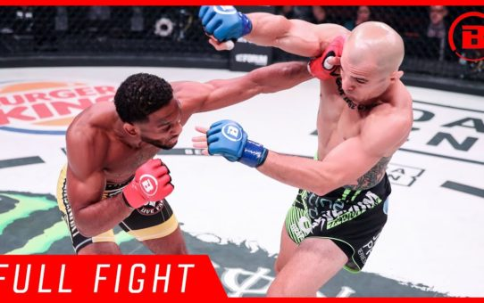 Full Fight | AJ Mckee vs. Georgi Karakhanyan – Bellator 228