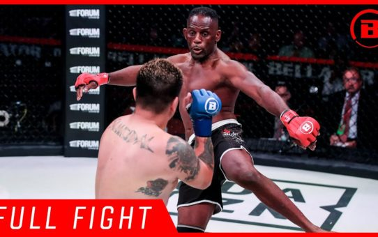 Full Fight | Antionio Mckee vs. William Sriyapai – Bellator 228