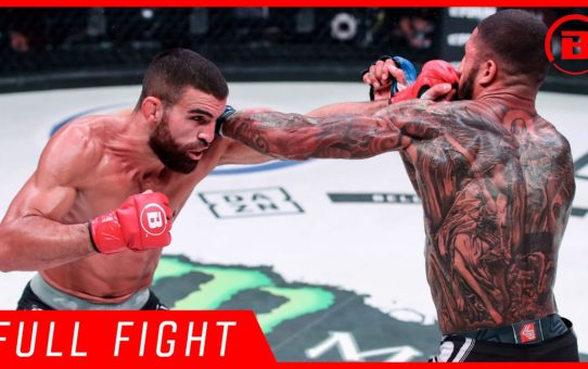 Full Fight | Daniel Weichel vs. Saul Rogers – Bellator 228