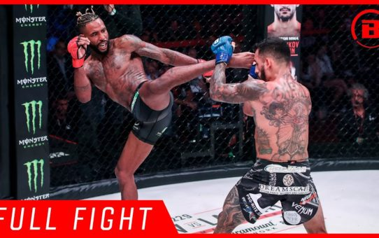 Full Fight | Darrion Caldwell vs. Henry Corrales – Bellator 228
