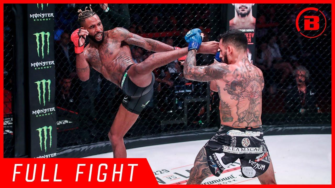 Full Fight | Darrion Caldwell vs. Henry Corrales - Bellator 228