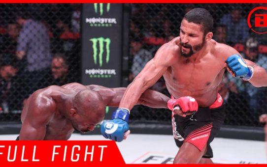 Full Fight | Mandel Nallo vs. Carrington Banks – Bellator 207
