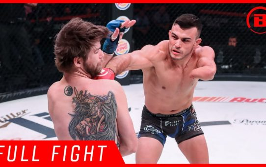 Full Fight | Mike Newell vs. Corey Browning – Bellator 225