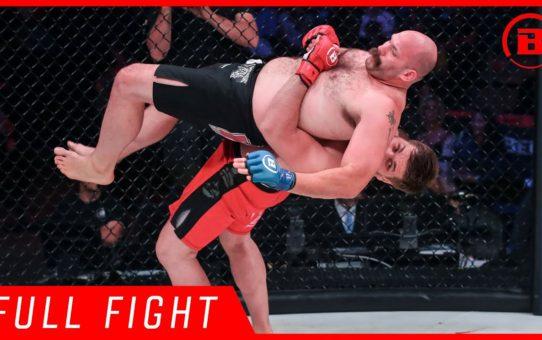 Full Fight | Vitaly Minakov vs Timothy Johnson – Bellator 225