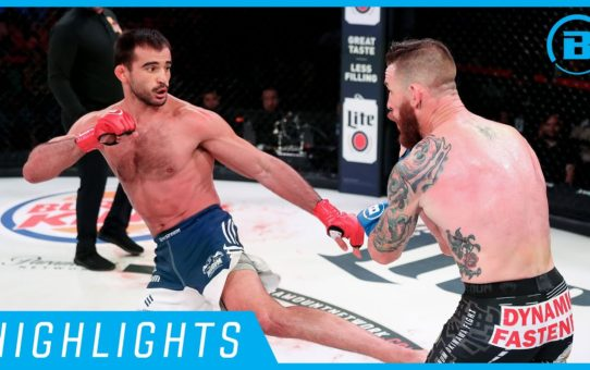 Highlight | Andrey Koreshkov – Bellator 229