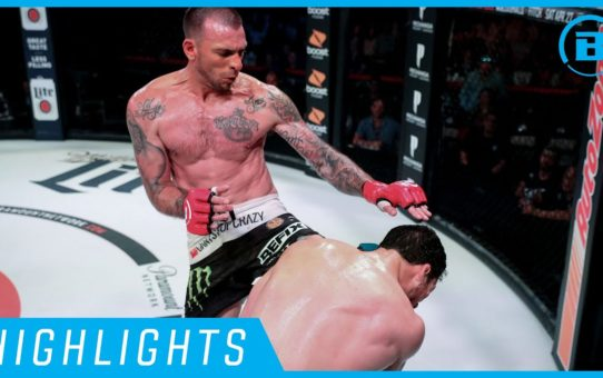 Highlight | Joe Schilling – Bellator 229