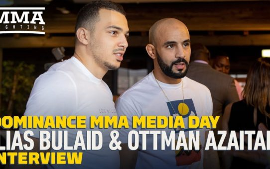 Bellator's Ilias Bulaid and UFC's Ottman Azaitar Compare KO Victories – MMA Fighting