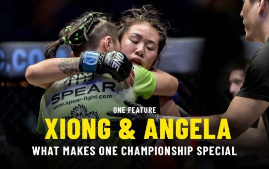 Xiong Jing Nan & Angela Lee On What Makes ONE Championship Special   ONE Feature