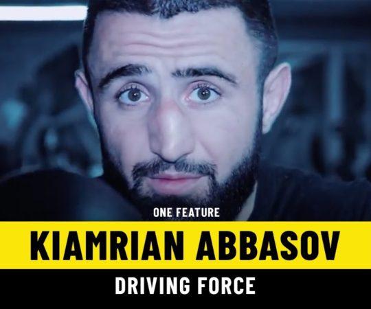 Kiamrian Abbasov's Driving Force | ONE Feature