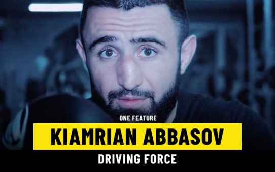 Kiamrian Abbasov's Driving Force | ONE Feature