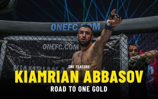 Kiamrian Abbasov's Road To ONE Gold | ONE Feature