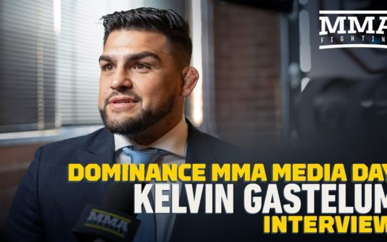 Kelvin Gastelum Calls Robert Whittaker's Performance at UFC 243 'Disappointing' – MMA Fighting