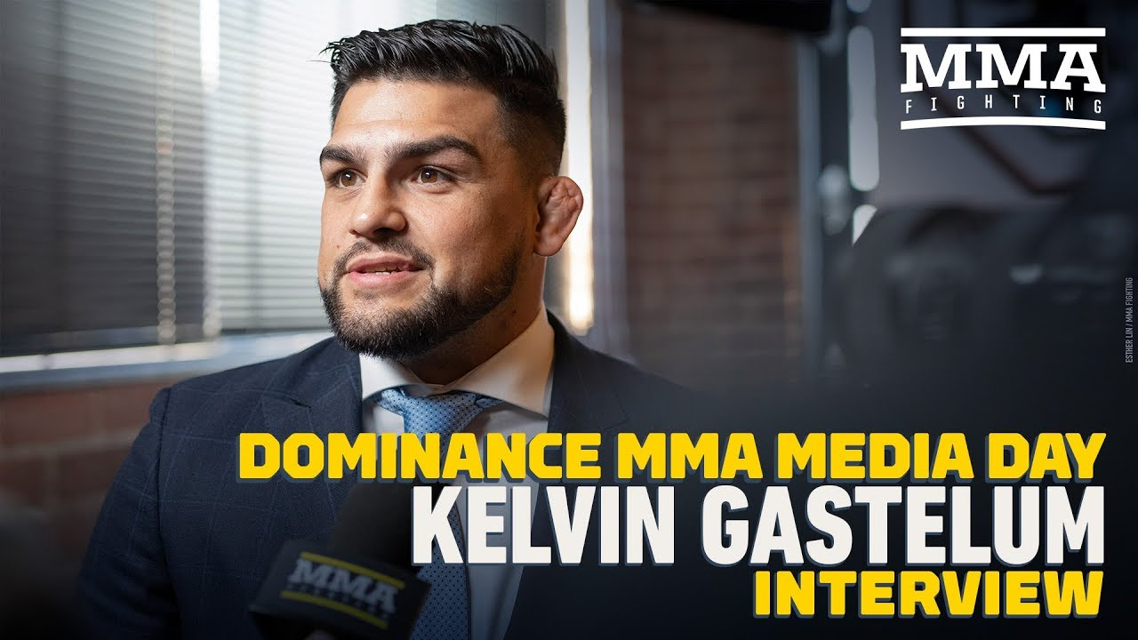 Kelvin Gastelum Calls Robert Whittaker's Performance at UFC 243 'Disappointing' - MMA Fighting