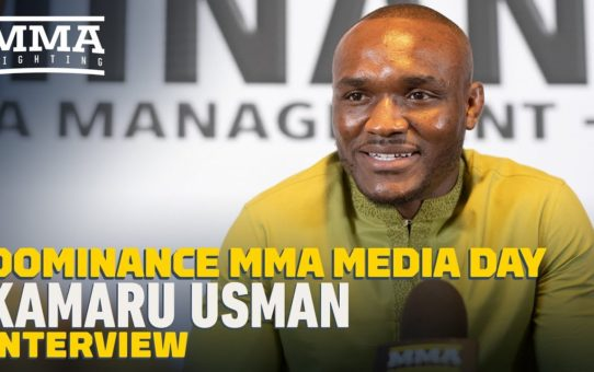 Kamaru Usman Shares DMs Of Fans Telling Him To 'End' Colby Covington – MMA Fighting