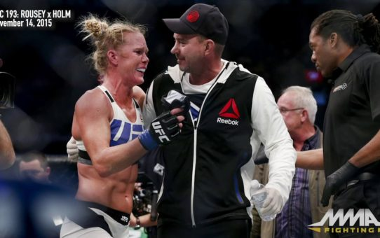 MMA Fighting Archives: UFC 193 Post-Fight Show From Melbourne