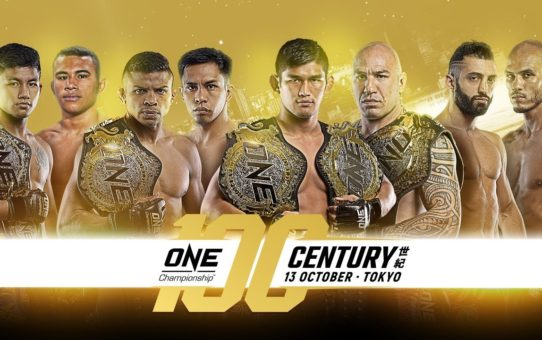ONE Championship: CENTURY PART II Weigh-Ins & Hydration Test