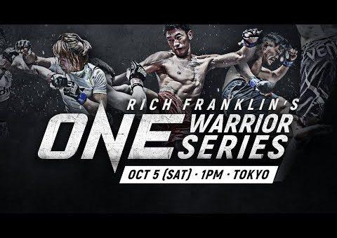 ONE Warrior Series 8