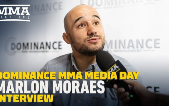 Marlon Moraes Explains What Went Wrong Against Henry Cejudo – MMA Fighting