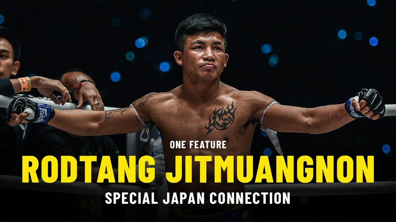 Rodtang's Special Japan Connection | ONE Feature