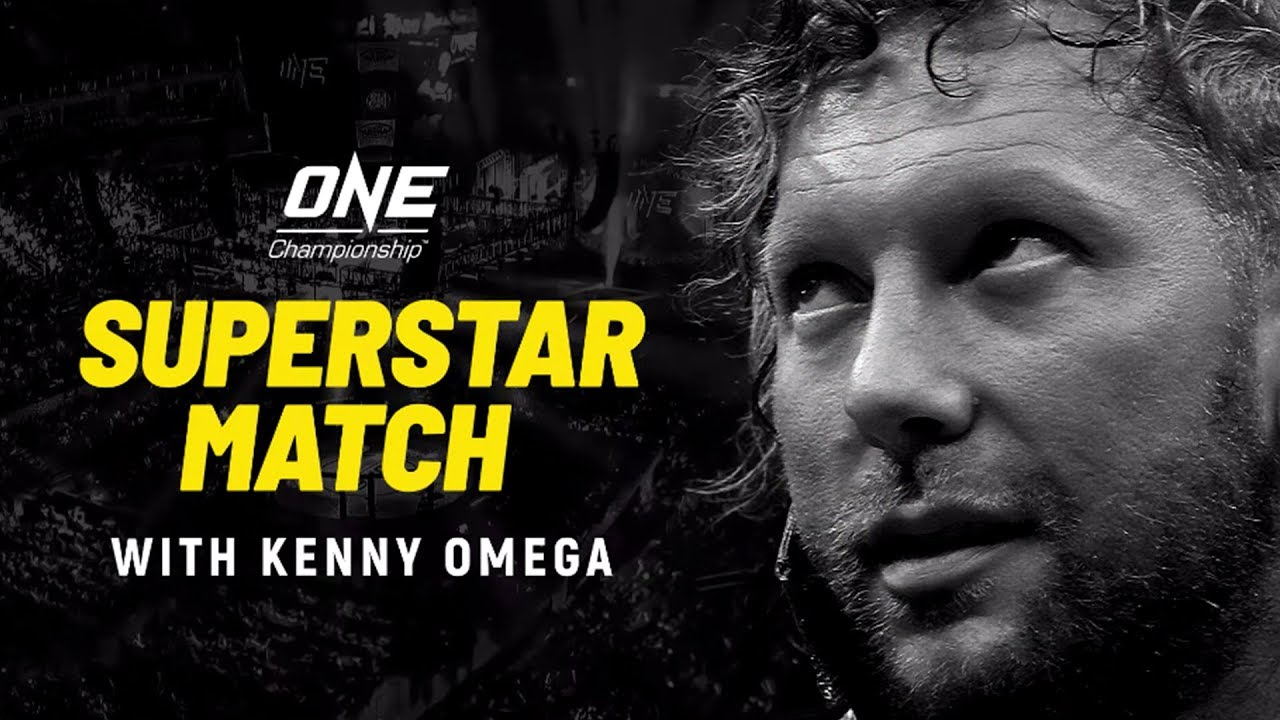 Superstar Match With Kenny Omega | ONE Championship & All Elite Wrestling