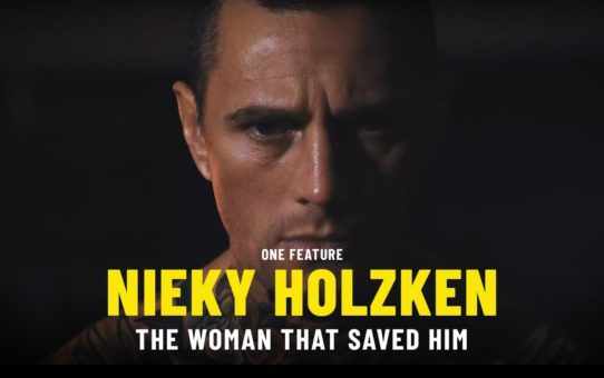 The Woman Who Saved Nieky Holzken | ONE Feature
