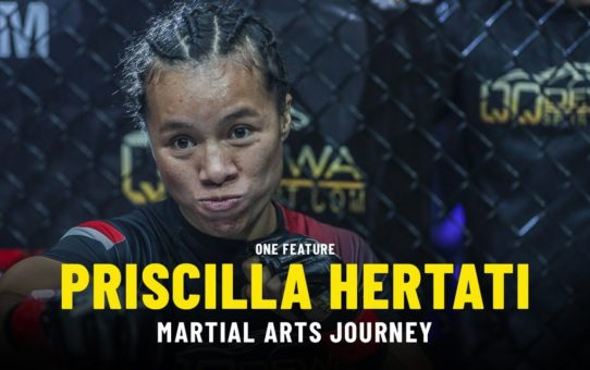 There Is No Stopping Priscilla Hertati | ONE Feature