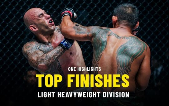 Top Light Heavyweight Finishes | ONE Highlights