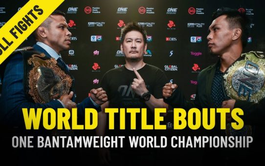 History Of The ONE Bantamweight World Championship | Part 4 | ONE Full Fights
