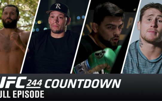 UFC 244 Countdown: Full Episode