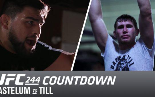 UFC 244 Countdown: Gastelum vs Till