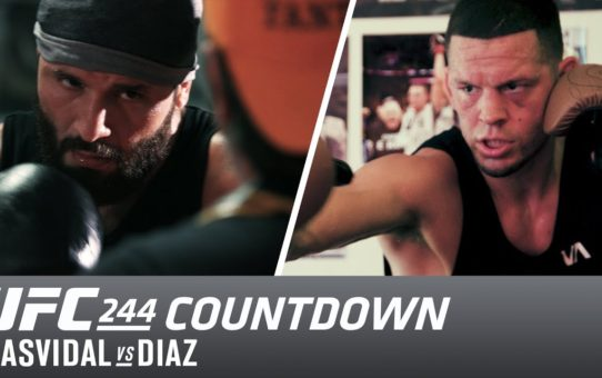 UFC 244 Countdown: Masvidal vs Diaz