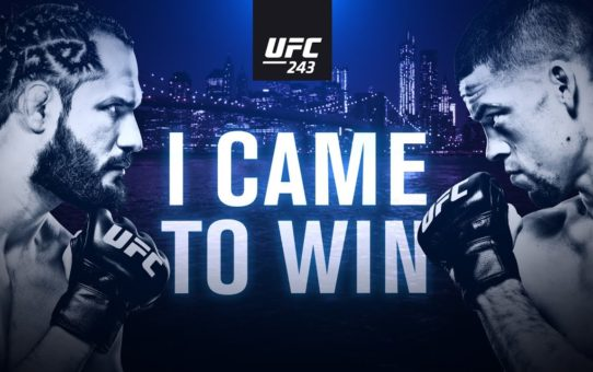 UFC 244: Masvidal vs Diaz – I Came to Win