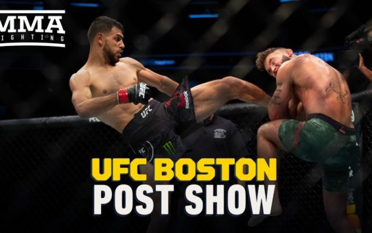 UFC on ESPN 6 Post-Fight Show – MMA Fighting