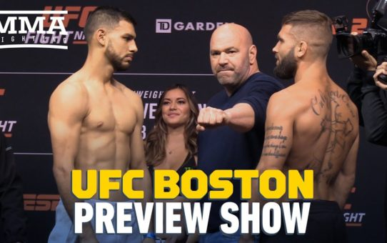 UFC on ESPN 6 Preview Show – MMA Fighting