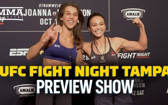 UFC Tampa Preview Show – MMA Fighting