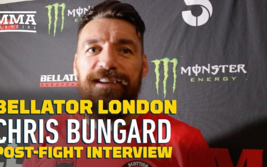 Chris Bungard Calls for Dublin Clash With 'Psycho Ex-Girlfriend' Peter Queally – MMA Fighting