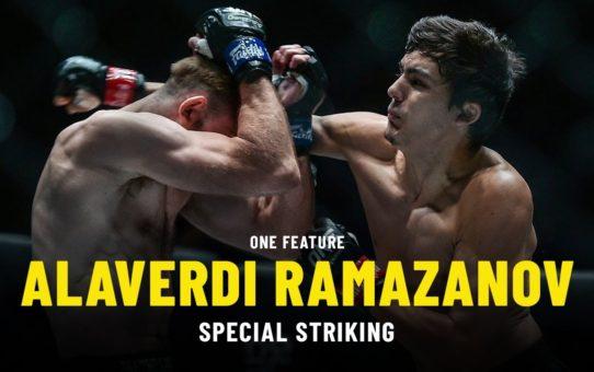 Alaverdi Ramazanov's Special Striking | ONE Feature