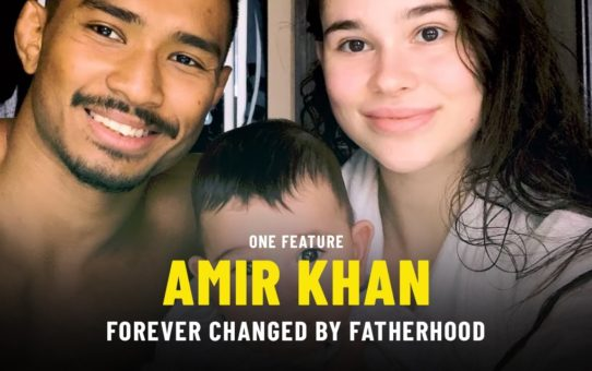 Amir Khan Forever Changed By Fatherhood | ONE Feature